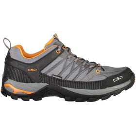CMP Campagnolo Rigel Low WP Chaussures de trekking Homme, grey-aperol